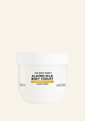 Almond Milk Body Yogurt