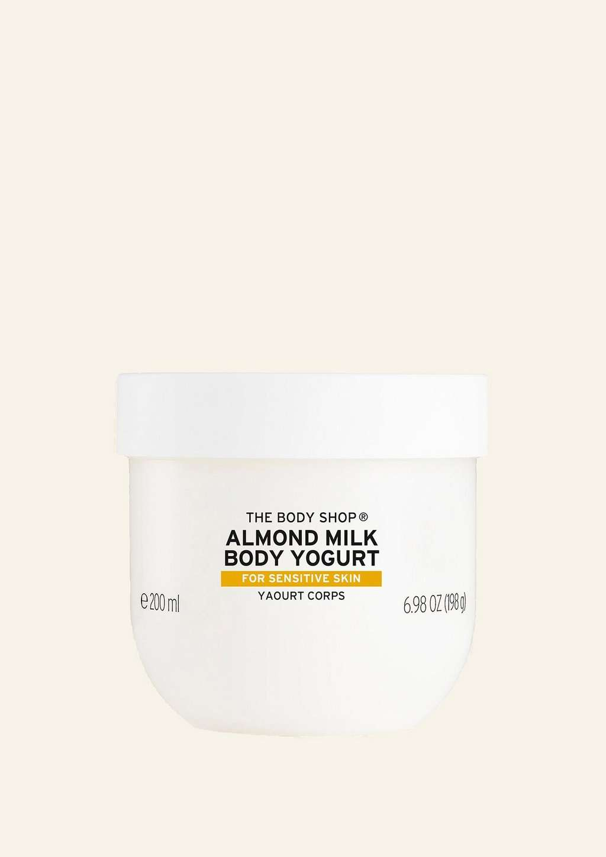 Almond Milk body yogurt