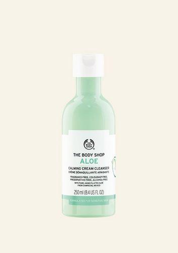 Aloe Calming Cream Cleanser