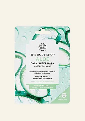 Aloe Calm Hydration Sheet Mask