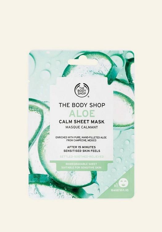 Aloe Calm Hydration Sheet Mask