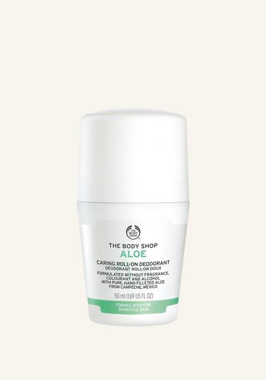 Aloe Caring Roll-on Deodorant