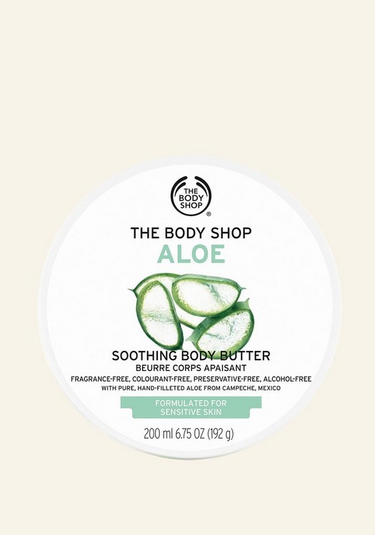 Aloe Soothing Body Butter 200ml
