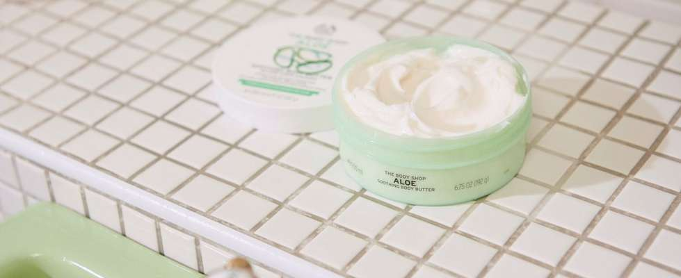Aloe Body Butter von The Body Shop
