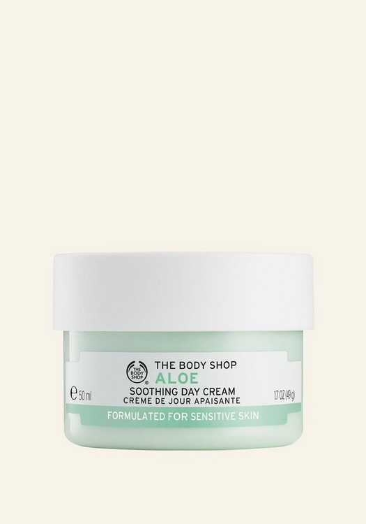 Aloe Soothing Day Cream 50ml