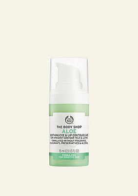 Aloe Soothing Eye & Lip Contour Care