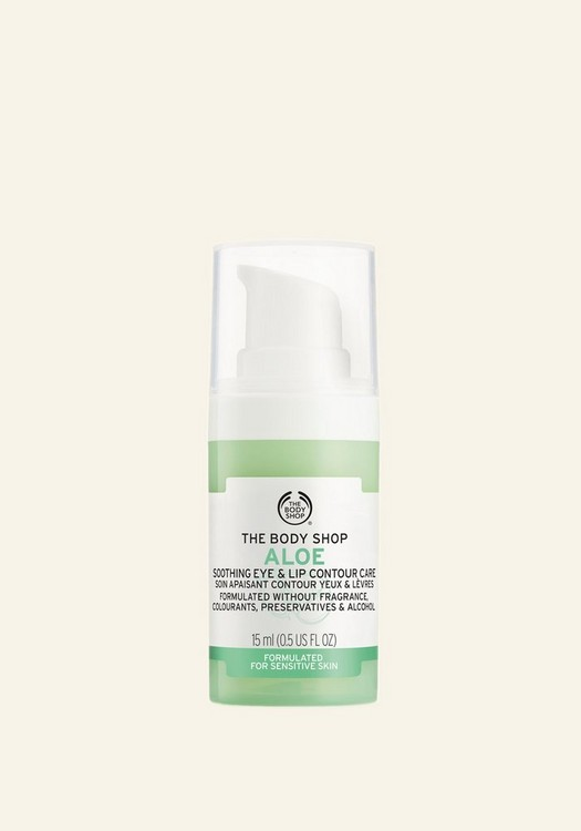 Aloe Soothing Eye & Lip Contour Care 15ml