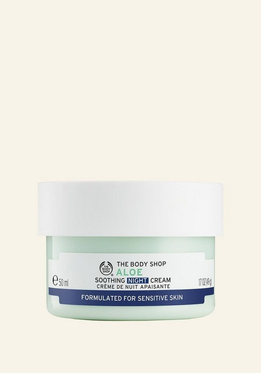 Aloe Soothing Night Cream 50ml