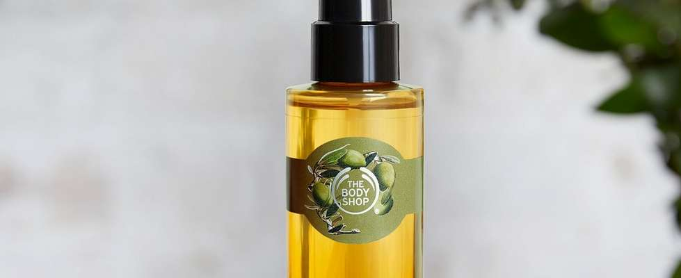 Aceite Corporal Seco de Oliva de The Body Shop