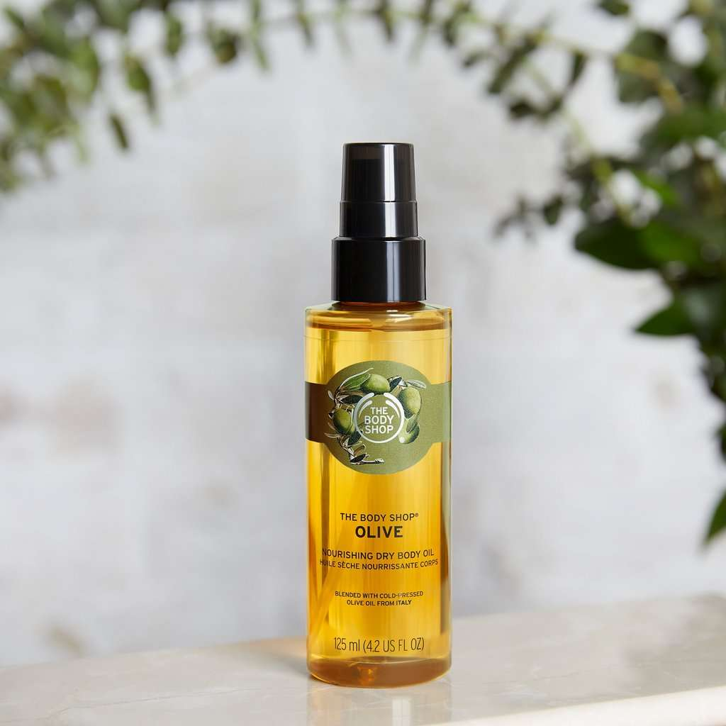 The Body Shop Olive Dry Body Oil