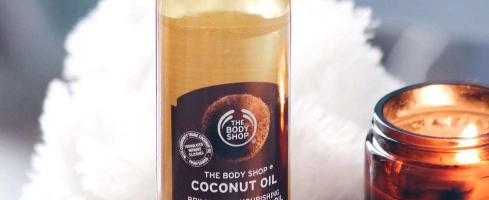The Body Shop Coconut Oil Hair Oil