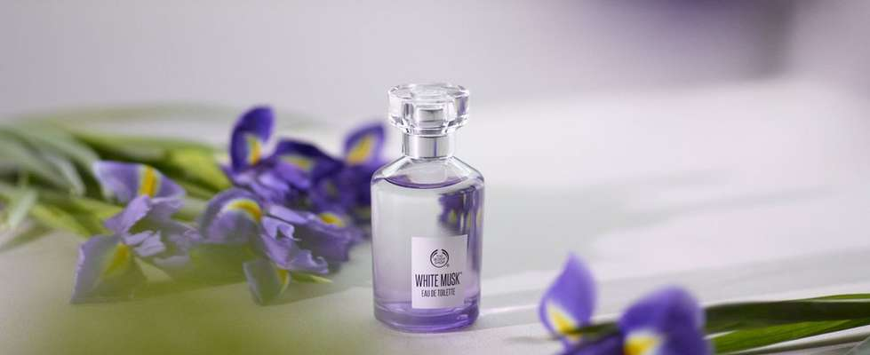 White Musk De The Body Shop
