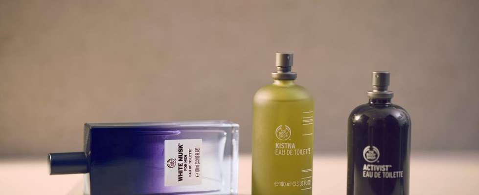 Parfums Pour Hommes De The Body Shop