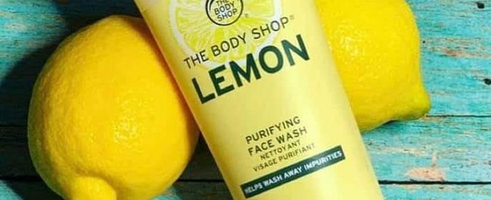Lemon Purifying Face Wash