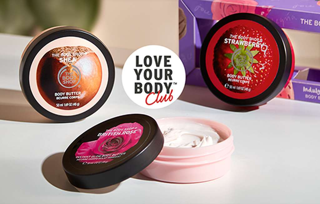 Body butter with LYBC logo