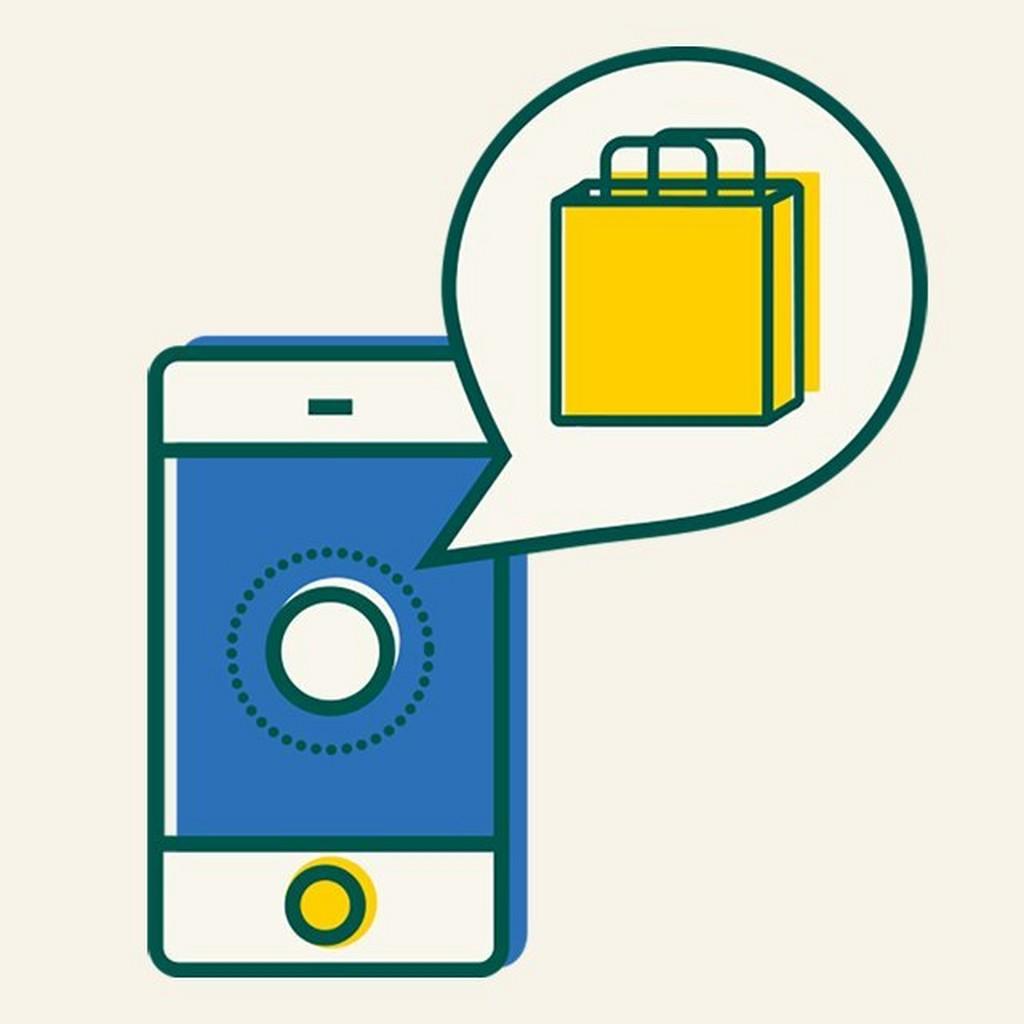 ilustração telemóvel
