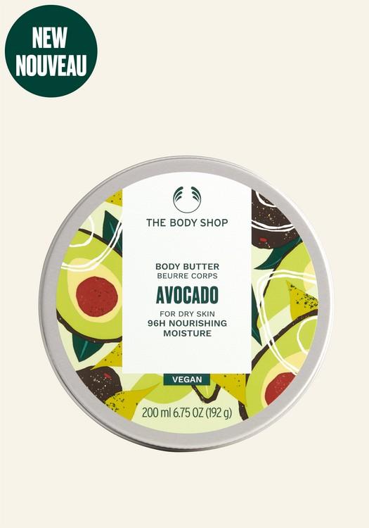 Avocado Body Butter 200ml