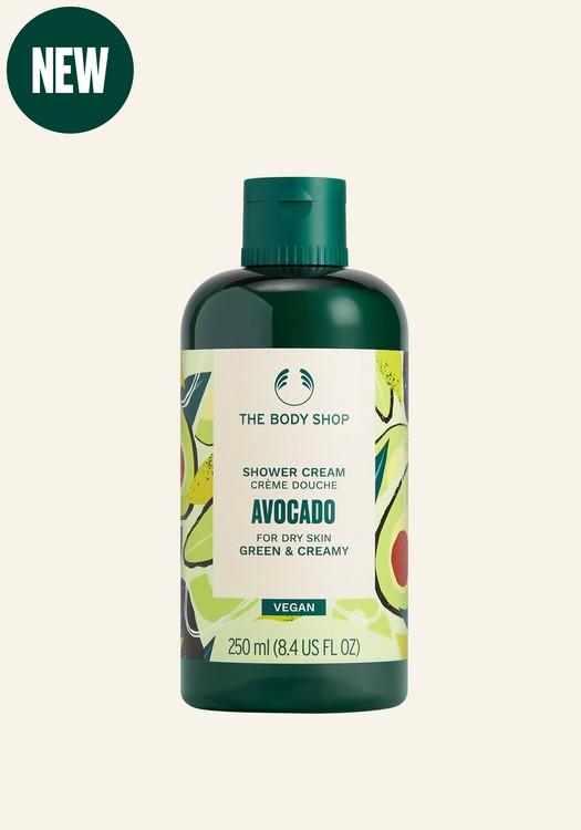 Avocado Shower Cream