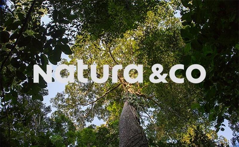 Natura &Co logotyp