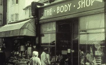 The Body Shop original