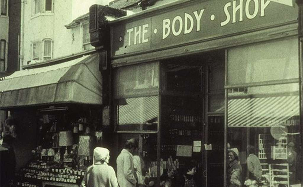 1st Body Shop Store