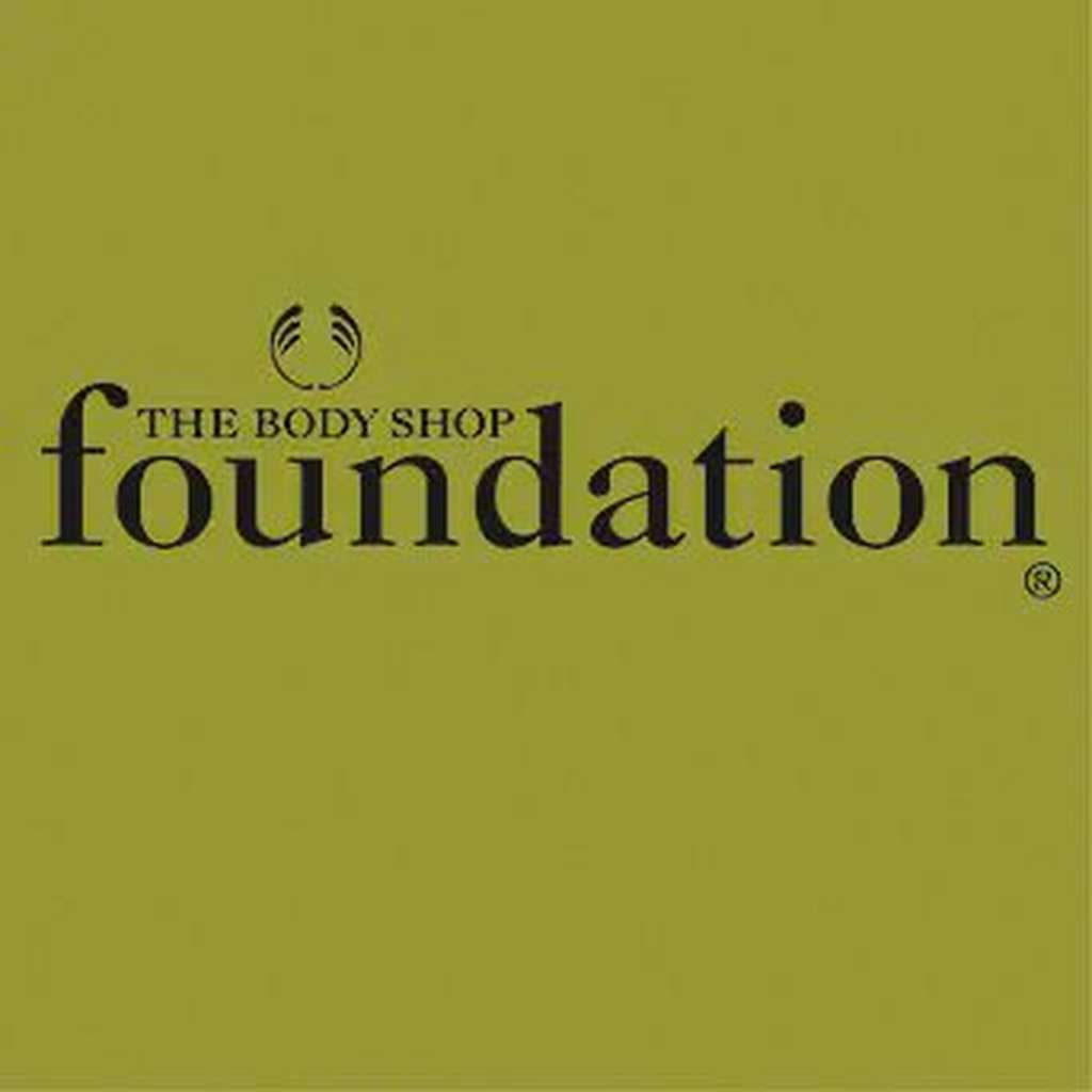 The Body Shop Foundation logo