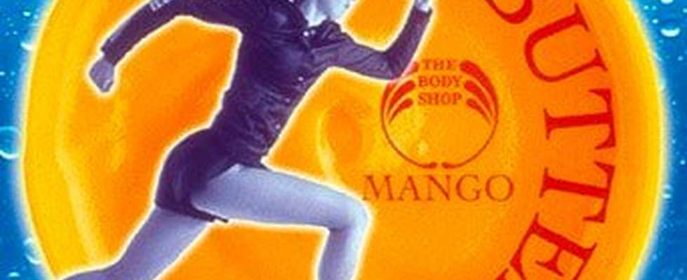 The Body Shop 1992 Mango Body Butter