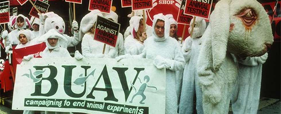 1996 Against Animal Testing