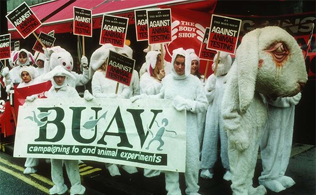 1996 Against Animal Testing