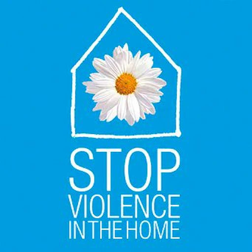2003 Stop Violence in the Home banner