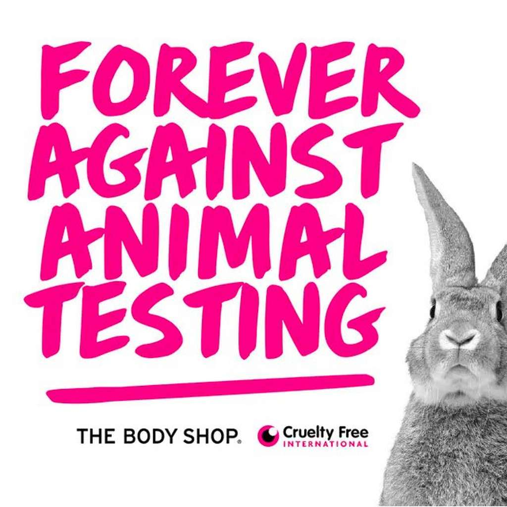 2017 Forever Against Animal Testing banner