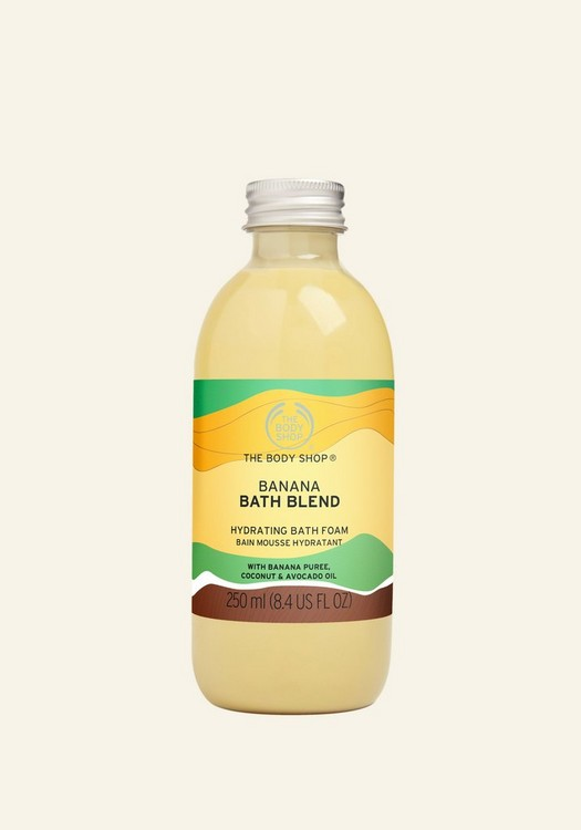 Gel de Burbujas de Banana 200ml