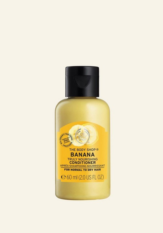 Banana Truly Nourishing Conditioner 60ml
