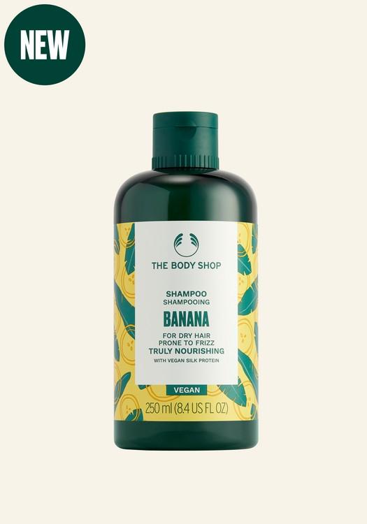 Banana Truly Nourishing Shampoo 8.4 FL OZ