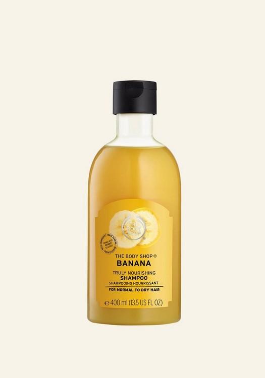 Shampooing Nourrisant Banane 400ml