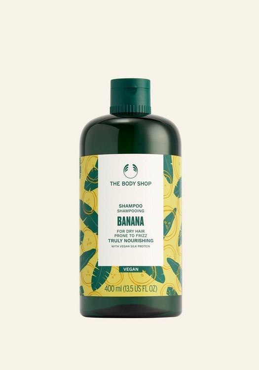 Banana Truly Nourishing Shampoo 400ml