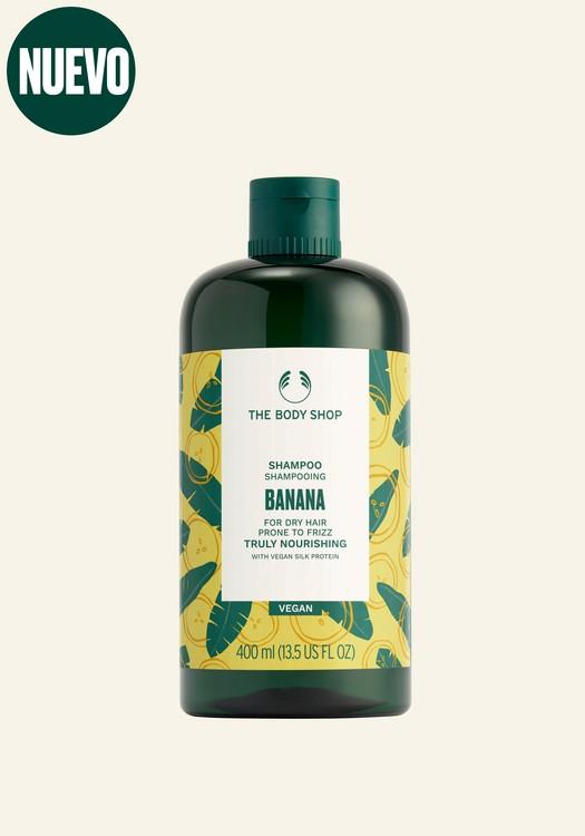 Champú Nutritivo de Banana 400ml