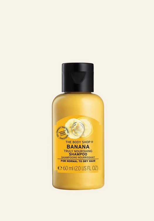 Banana Truly Nourishing Shampoo 60 ML