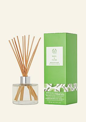 Basil Thyme Reed Diffuser 125 ML