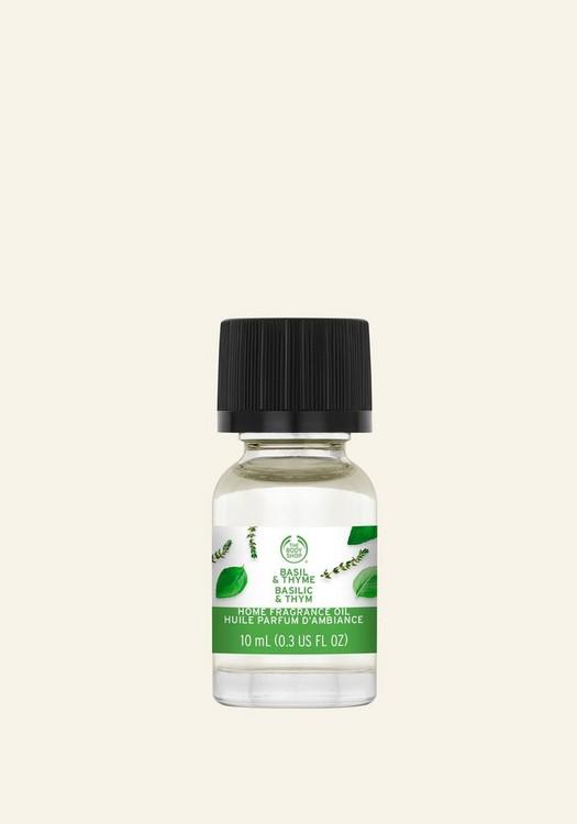 Basil & Thyme Home Fragrance Oil 10 ml
