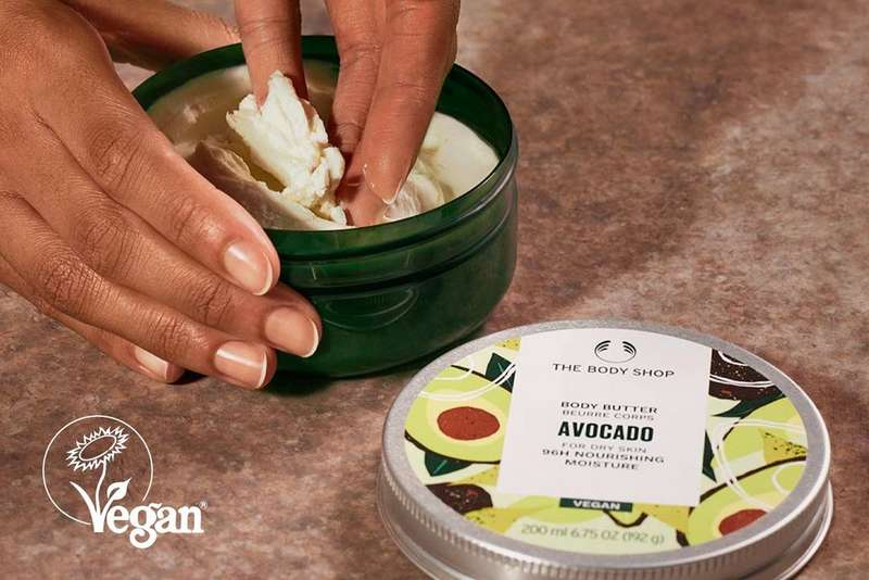 vegan body butter