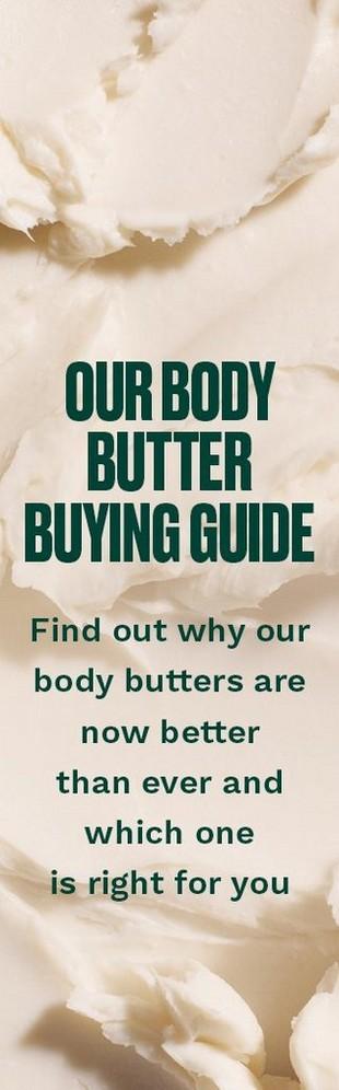Body butter texture