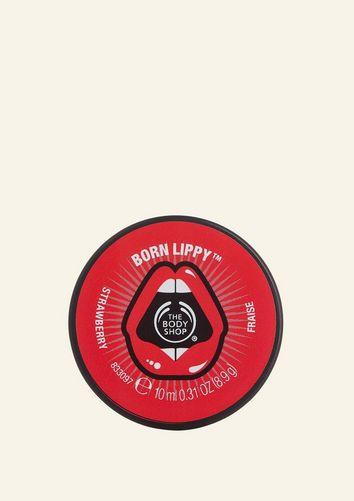 Bálsamo Labial de Fresa Born Lippy™