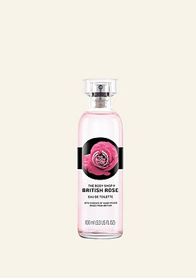 Agua De Colonia British Rose