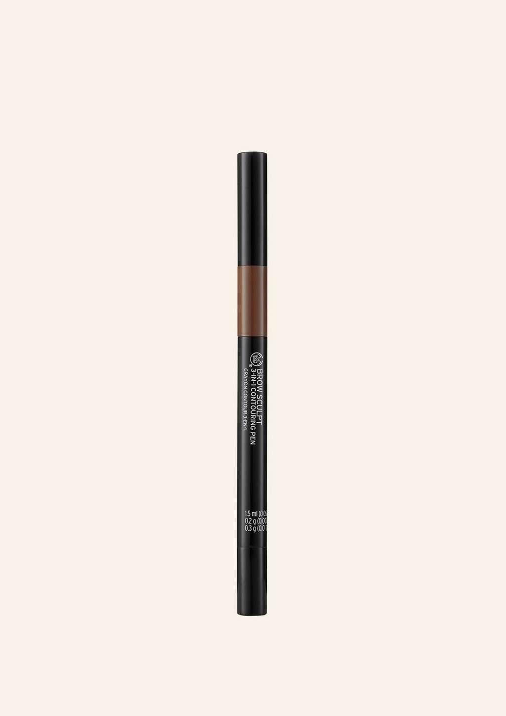 Brow Sculpt 3-in-1 Contouring Pen Medium Brown