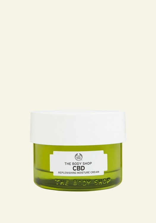 CBD Replenishing Moisture Cream 50ml