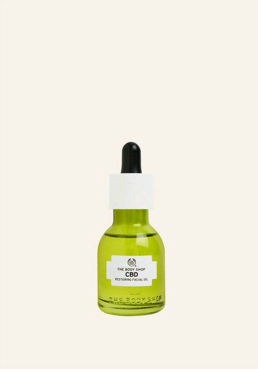 CBD Restoring Facial Oil 30ml