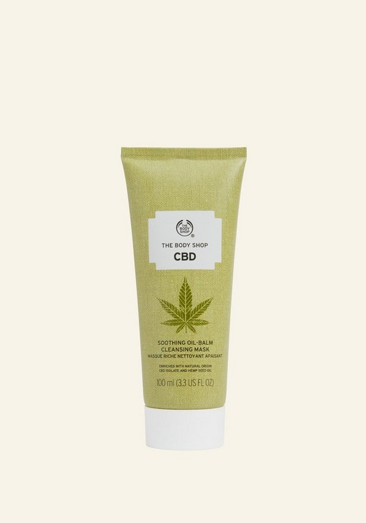 CBD Soothing Oil-Balm Cleansing Mask 3.38 OZ