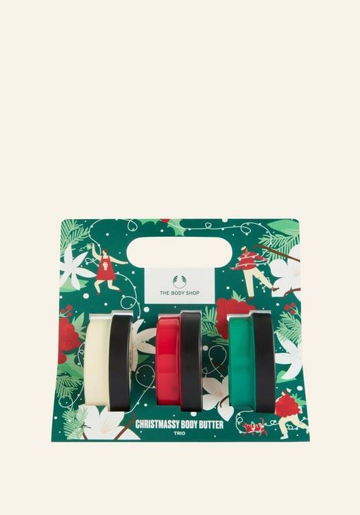 Christmassy Body Butter Trio 1 Piece