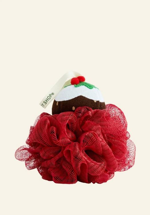Christmas Pudding Bath Lily